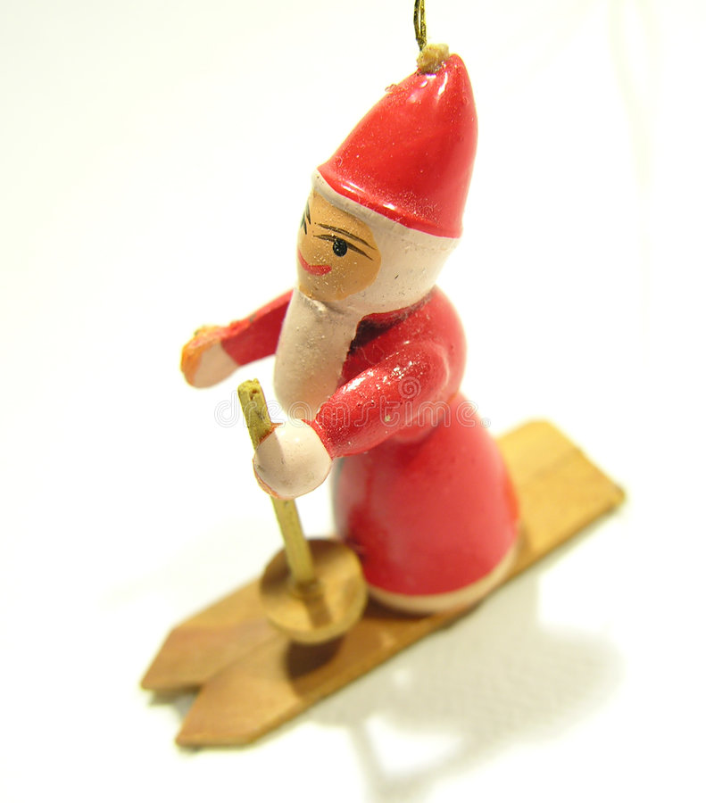 Download Santa doll stock image. Image of donative, award, give, gift - 47121