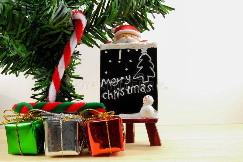 Santa Doll fotos de archivo libres de regalías