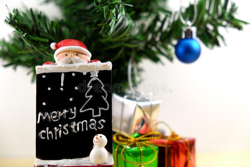 Santa Doll imagen de archivo