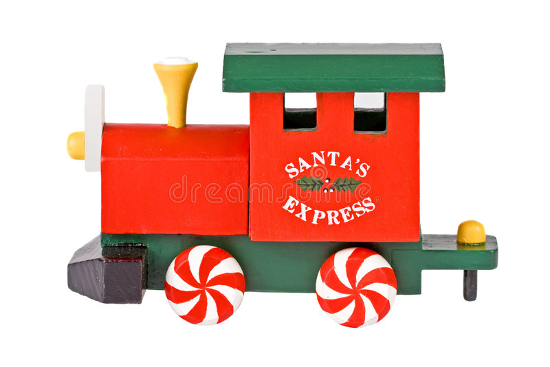 Santa espressa fotografie stock