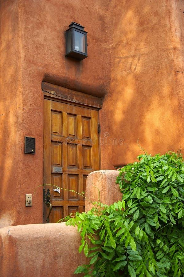 Santa Fe. Travel through America - Santa Fe, New Mexico stock photos