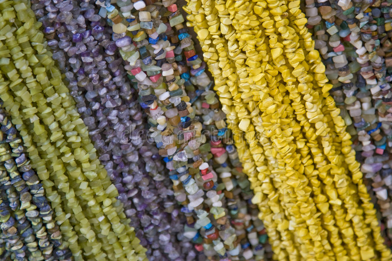 Santa Fe Beads stock photos