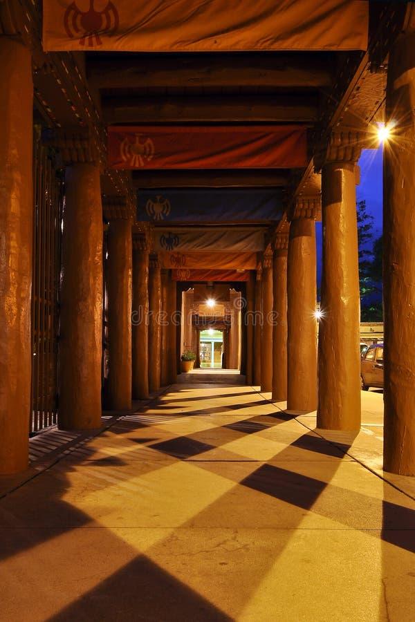 Download Santa Fe Corridor stock photo. Image of night, mexico - 11143324