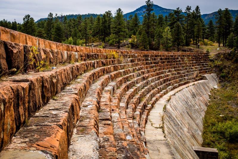 Santa Fe Dam Williams Arizona.  stock photography