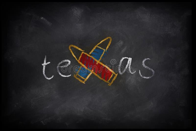 SANTA FE, le TEXAS, Etats-Unis, le 18 mai 2018 - rendu 3D pour le tir d'école du Texas relançant la discussion de loi d'arme à fe illustration libre de droits