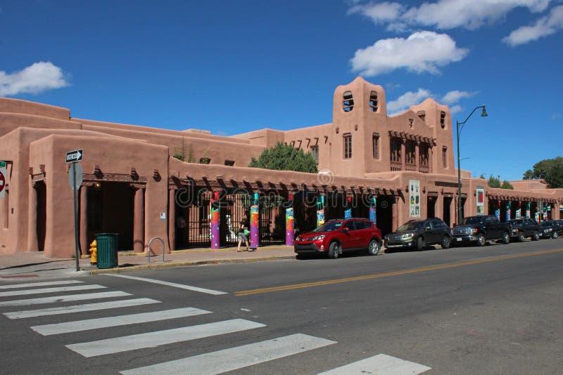 Santa Fe, New Mexico royalty free stock images