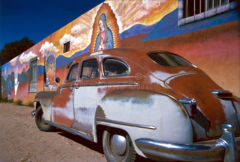 Santa Fe Style royalty free stock photos