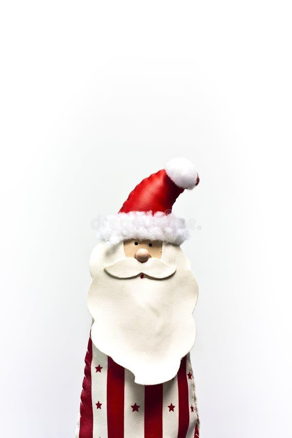 Santa feliz imagen de archivo