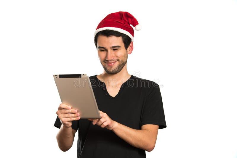 Santa feliz nova fotos de stock royalty free
