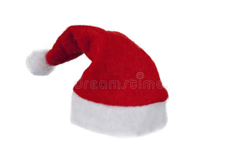 Santa Hat fotografie stock libere da diritti