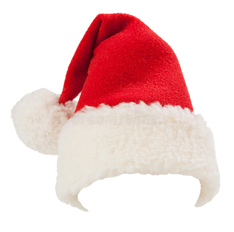 Santa Hat imagen de archivo libre de regalías