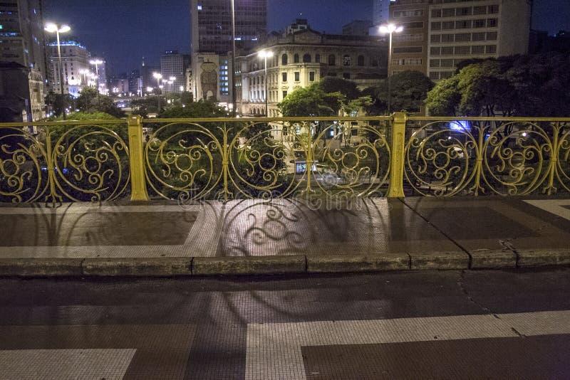Santa Ifigenia Viaduct stock image