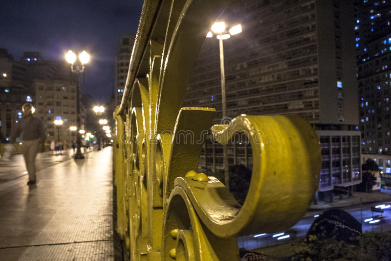 Santa Ifigenia Viaduct royalty free stock photo