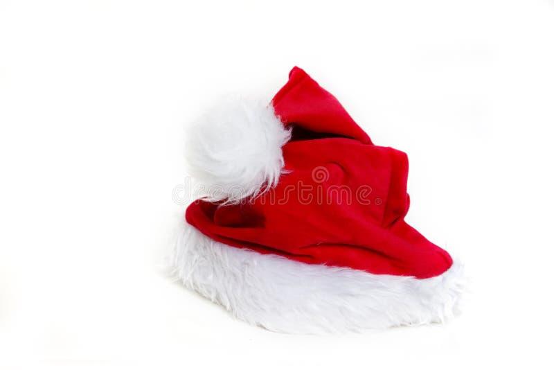 Santa kapelusz obraz royalty free