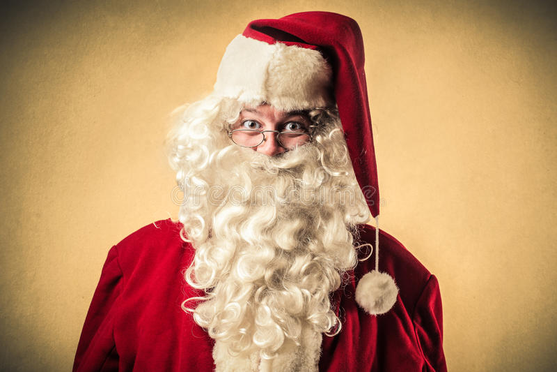 Santa Klaus imagem de stock