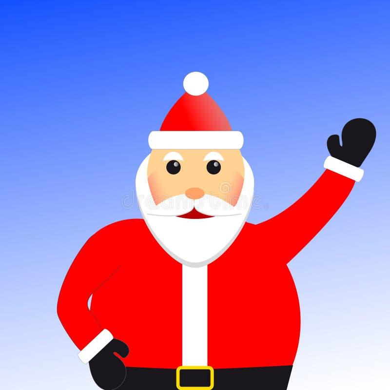 Santa Klaus imagen de archivo libre de regalías