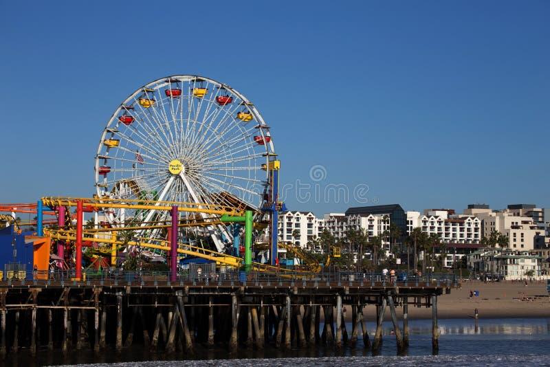 Santa Mónica foto de archivo libre de regalías