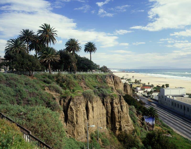 Santa Mónica fotografía de archivo
