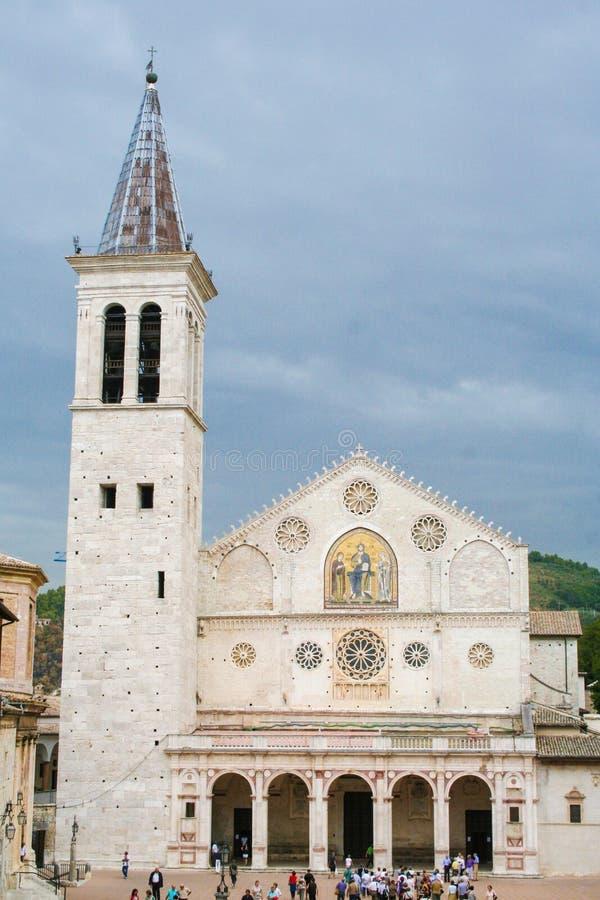 Santa María Assunta imagen de archivo