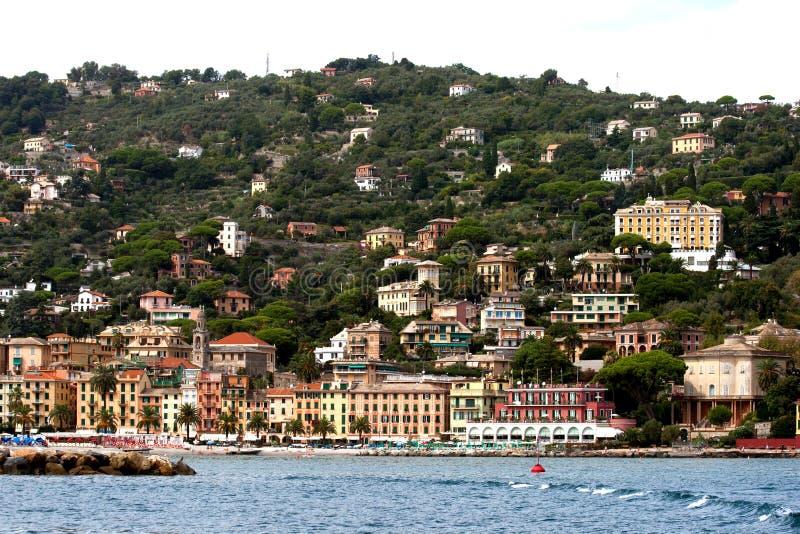 Santa Margherita Ligure, Liguria, Italy stock photo