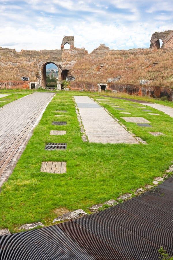Download Santa Maria Capua Vetere Amphitheater Stock Photo - Image: 12918994