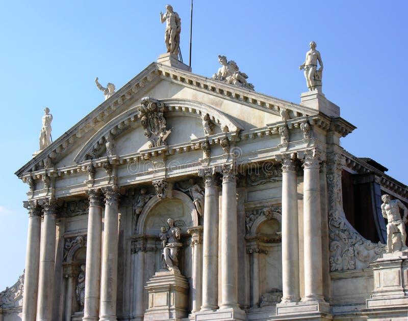 Santa Maria church in Venice royalty free stock photo