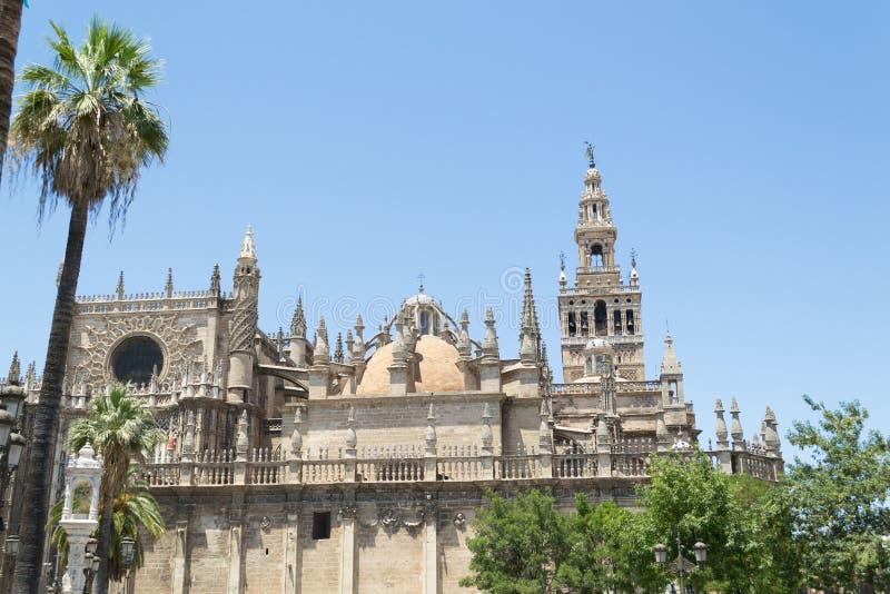 Santa Maria de la Sede Cathedral stock foto