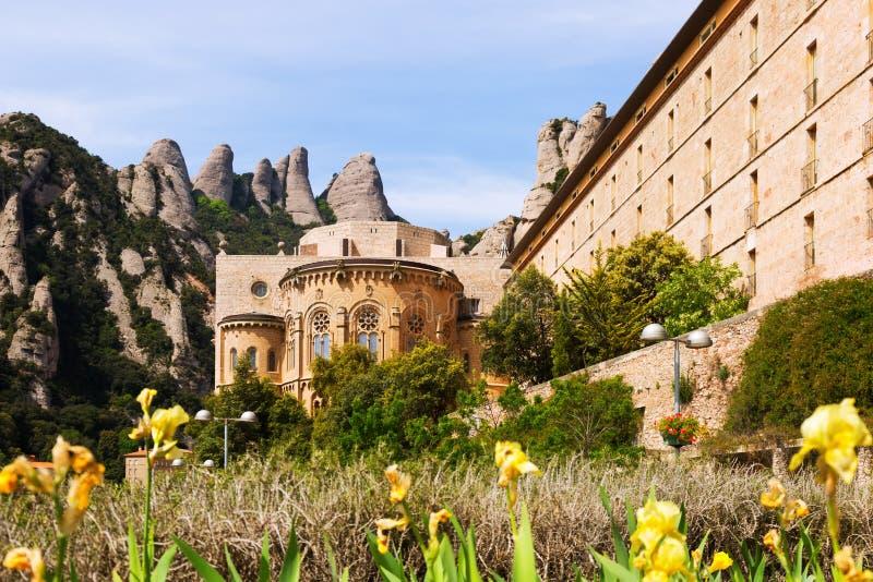 Download Santa Maria De Montserrat Monastery Stock Photo - Image: 41171554