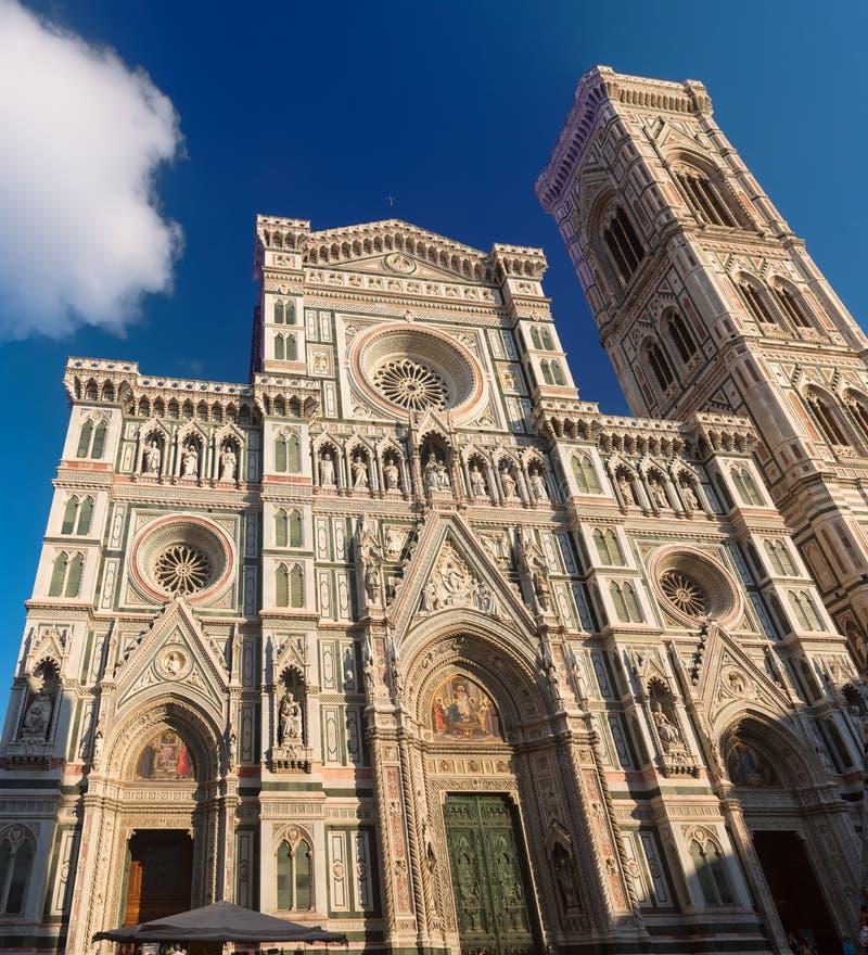 Santa Maria del Fiore royalty-vrije stock foto