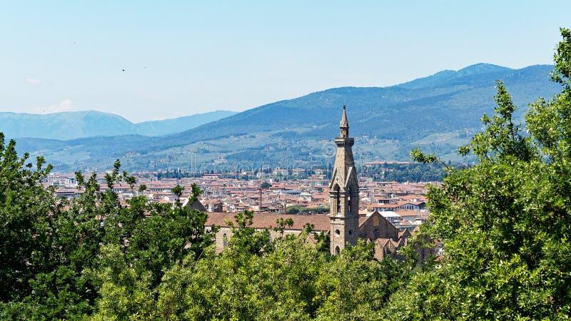 Santa Maria del Fiore, Firenze, Italia immagini stock libere da diritti