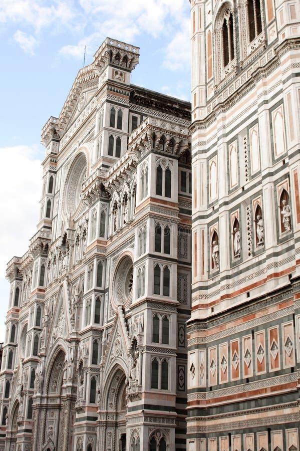 Santa Maria del Fiore - II - Florence - Italien fotografering för bildbyråer