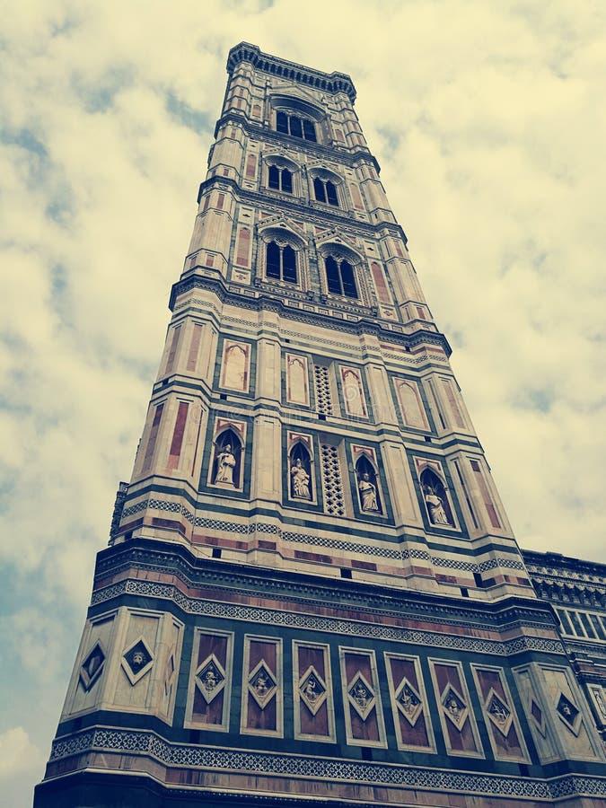 Santa Maria Del Fiore katedra Florencja obraz royalty free
