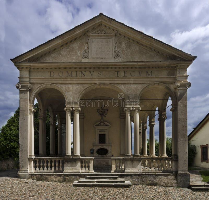 Santa Maria del Monte стоковые изображения