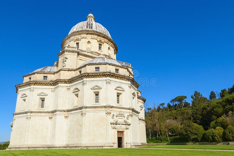 Santa Maria della consolazione świątynia zdjęcia stock