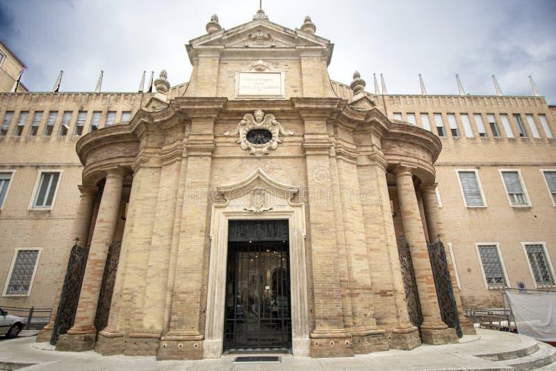 Santa Maria della Misericordia foto de stock