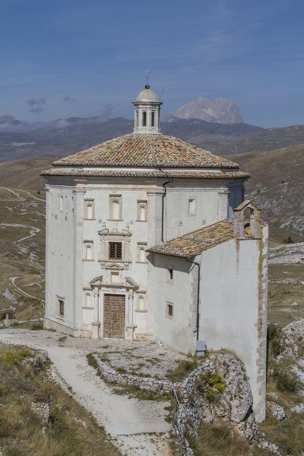 Santa Maria della Pieta royaltyfri fotografi