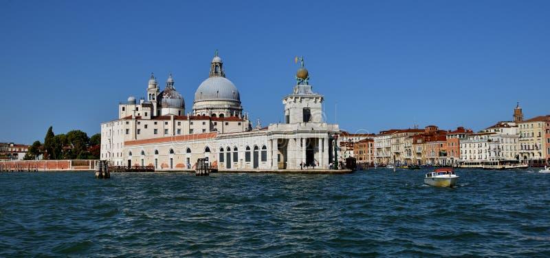 Download Santa Maria Della Salut Przy San Marco, Wenecja Fotografia Editorial - Obraz złożonej z cumowania, piazza: 106923592