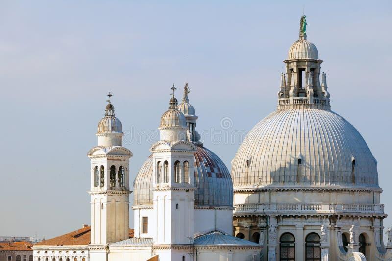 Santa Maria della salut w Wenecja obrazy stock