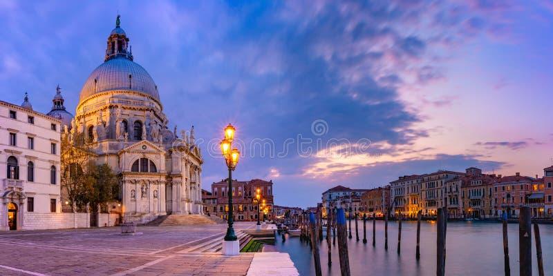 Santa Maria della Salute, Βενετία στοκ εικόνα με δικαίωμα ελεύθερης χρήσης