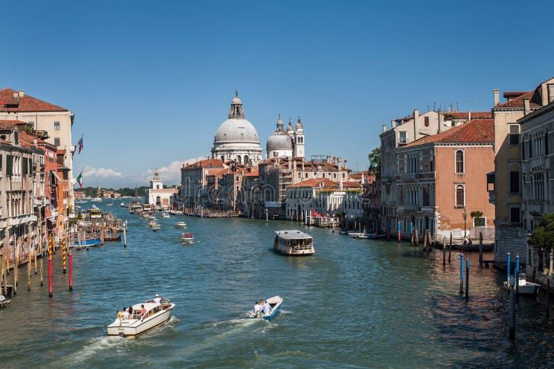 Santa Maria Della Salute Venezia royalty-vrije stock foto's