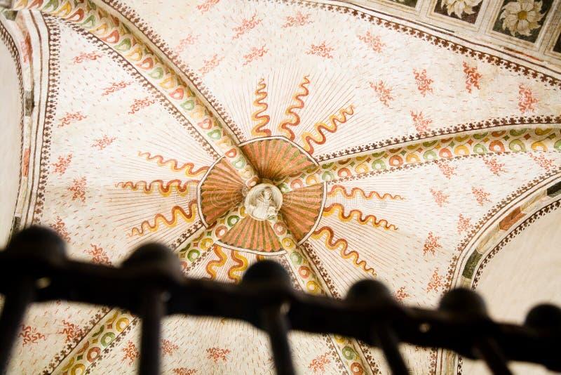 Santa Maria delle Grazie, Mailand, Italien stockfotografie