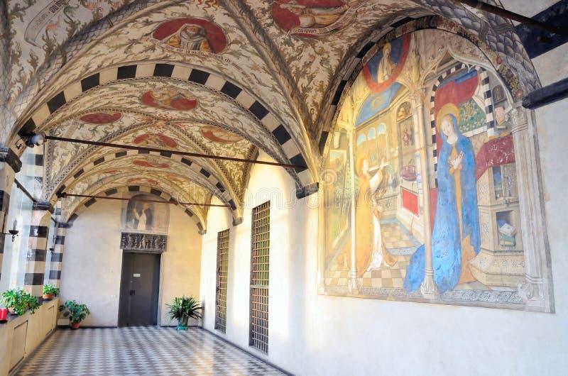 Santa Maria di Castello, fotografia stock