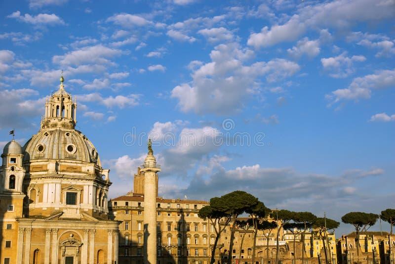 Santa Maria di Loreto Church immagine stock