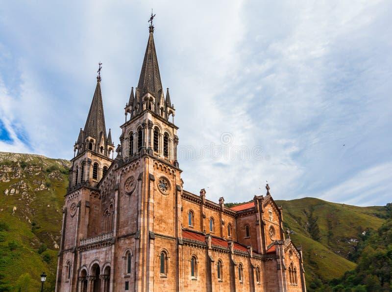 Santa Maria la Real foto de stock