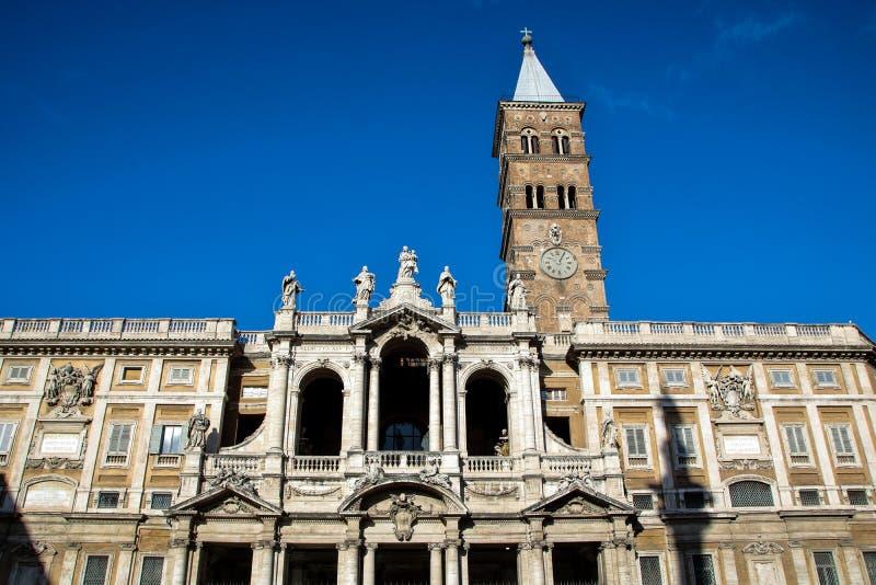Santa Maria Maggiore imagens de stock royalty free
