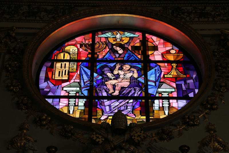 Santa Maria Maggiore imagens de stock