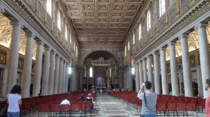Santa Maria Maggiore arkivbild
