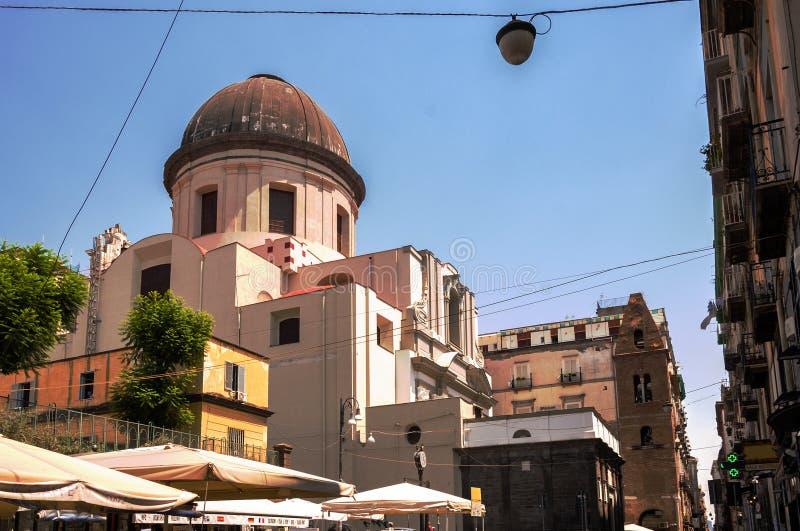 Santa Maria Maggiore della Pietrasanta arkivbilder