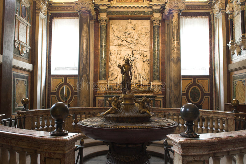 Download Santa Maria Maggiore - Rome Royalty Free Stock Photography - Image: 4684937