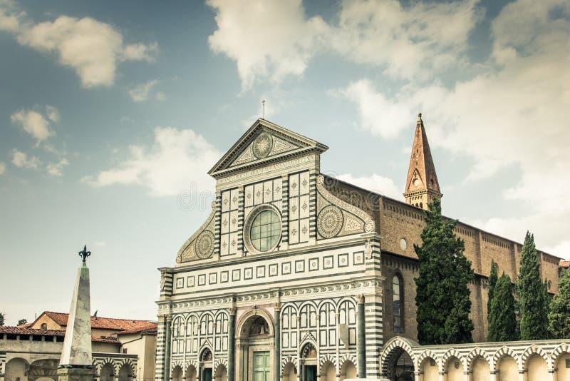 Santa Maria nowele fotografia stock